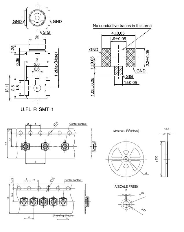 U.FL-SMT-1